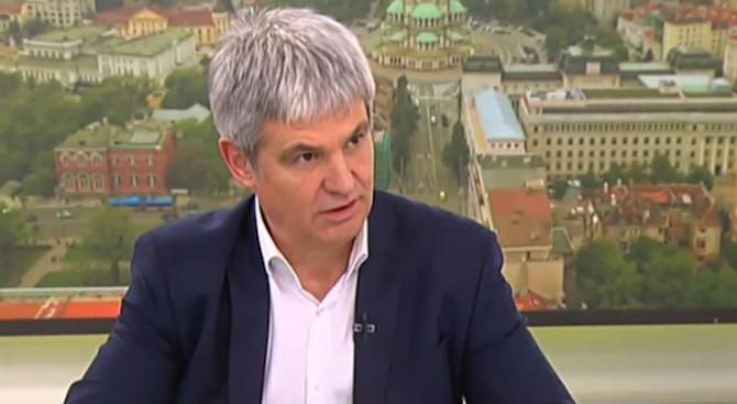 Пламен Димитров за Бюджет 2020: Има увеличение на заплатите, но не за всички и не с очаквания ръст