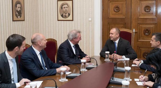 Румен Радев: Икономическото и социално сближаване трябва да остане приоритет и в новия мандат на европейските институции