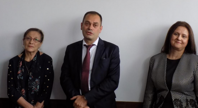 Радослав Димов встъпи в длъжност като административен ръководител на Софийска апелативна прокуратура
