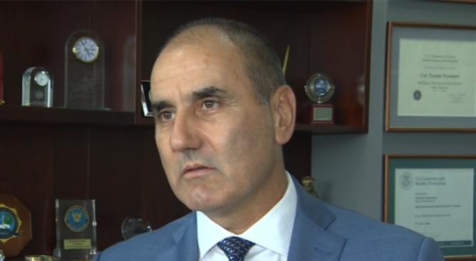 Председателят на УС на Евро-атлантическия център за сигурност Цветан Цветанов