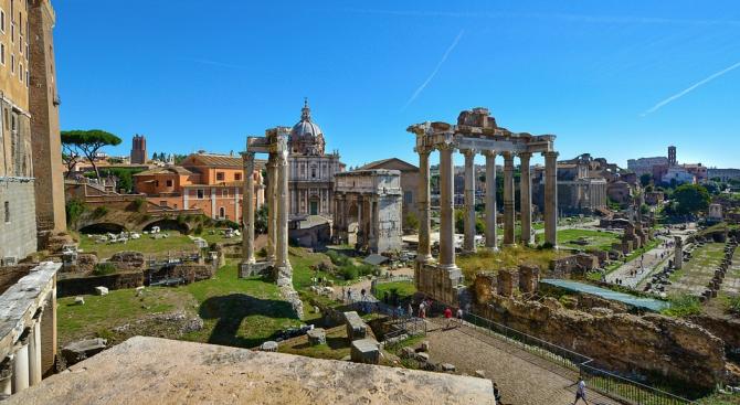 В Древния Рим са живели мигранти от Близкия изток и Средиземноморието