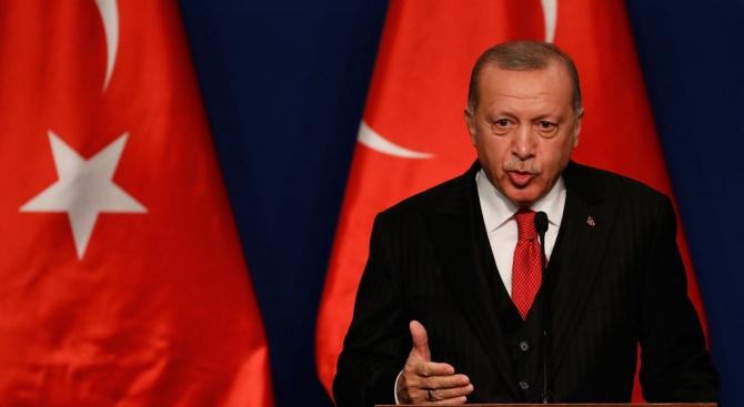 Ердоган: Турската армия няма да напусне Сирия преди останалите