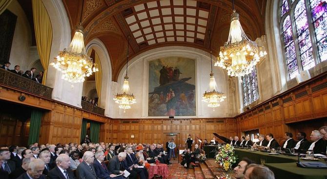 Международният съд в Хага заяви днес, че има юрисдикция в