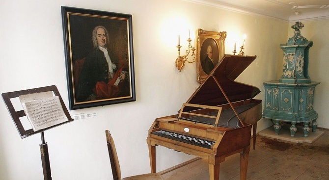"""Оригинална партитура на Моцарт на търг в """"Сотбис"""""""
