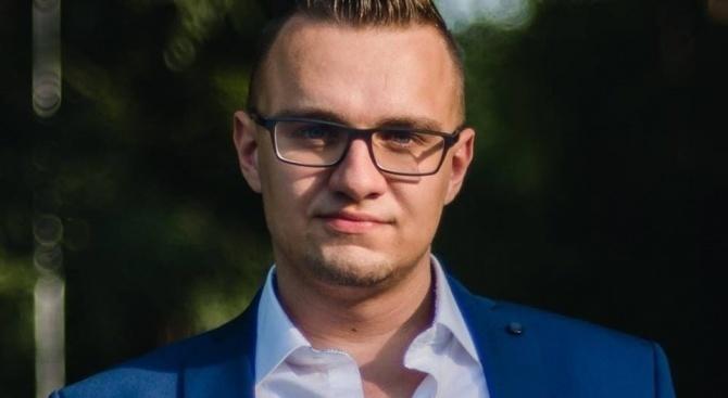 """""""Белият хакер"""" Кристиян Бойков е приключил отношенията си с """"ТАД"""
