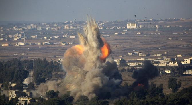 Над 60 здравни заведения са били бомбардирани в сирийската провинция