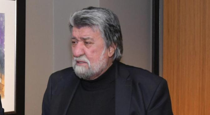 Вежди Рашидов: Скърбя дълбоко за загубата на Павел Васев, българската духовност осиротя