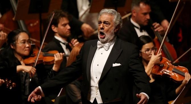 Пласидо Доминго няма да пее на специалния концерт преди олимпиадата