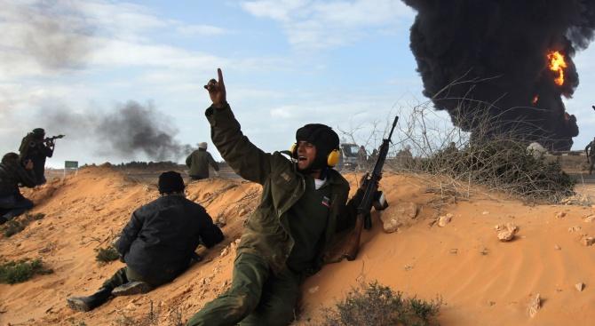 Ожесточени боеве избухнаха между сирийски и турски войски в Северна Сирия