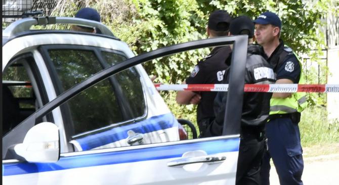 Убиха въоръжен мъж след скандал в Кюстендил