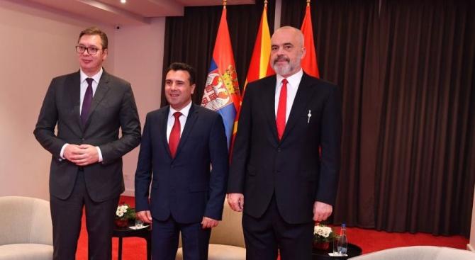 Балкански лидери се разбраха за мини Шенген
