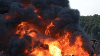 Мъж загина при пожар в монтанско село