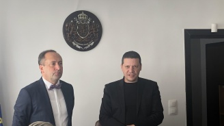 Новоизбраните кметове от Софийска област започнаха да полагат клетва пред областния управител Илиан Тодоров