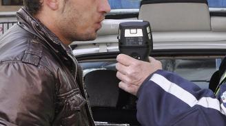 28-годишен шофьор от Царево счупи дрегера