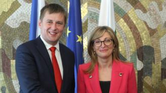 Българският и чешкият бизнес ще инвестират заедно в нови пазари