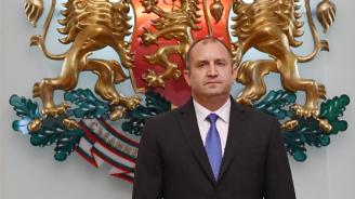 Румен Радев с изявление за медиите по повод избора на Иван Гешев за нов главен прокурор