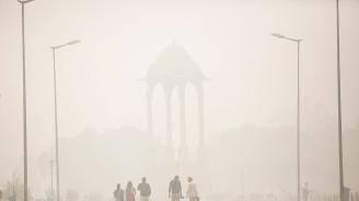 Опасното замърсяване в Северна Индия продължава