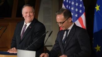 Майк Помпейо и Хайко Маас подчертаха значението на НАТО