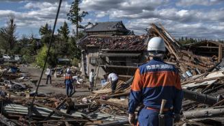 Япония отпуска 1,2 милиарда долара за районите, пострадали от тайфуни