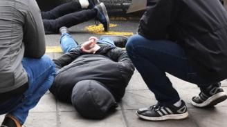 Спецакция в Пловдив, задържани са 7 души