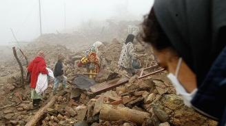 Броят на ранените от земетресението в Иран достигна 520 души