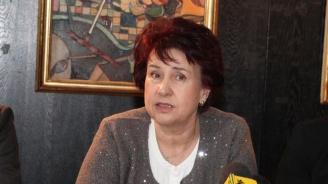 Екскметът на Перник Вяра Церовска загърби ОбС в града