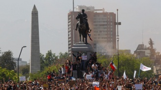 Президентът на Чили обеща промени в тоталитарната конституция от времето на Пиночет