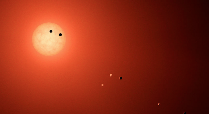 Днес следобед любителите и професионалните астрономи ще могат да наблюдават