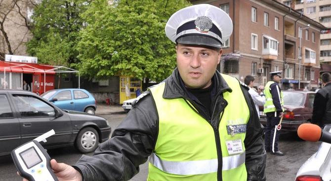 59-годишен мъж е задържан в община Омуртаг за шофиране с