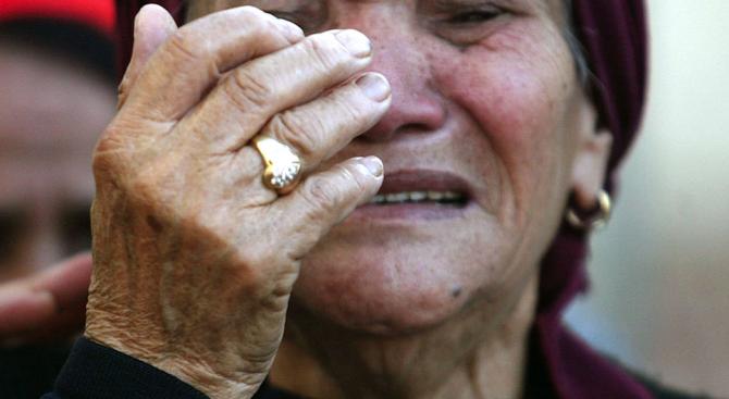 62-годишна жена е с опасност за живота, след като е