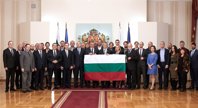 Румен Радев: За 30 години българските полярници създадоха една малка България на Ледения континент