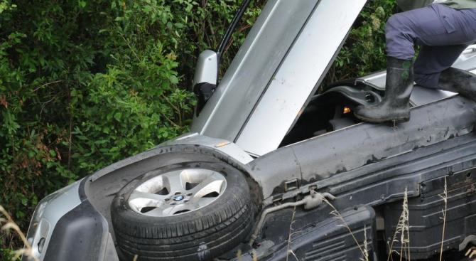 Четирима души пострадаха при две катастрофи през почивните дни в Русенско