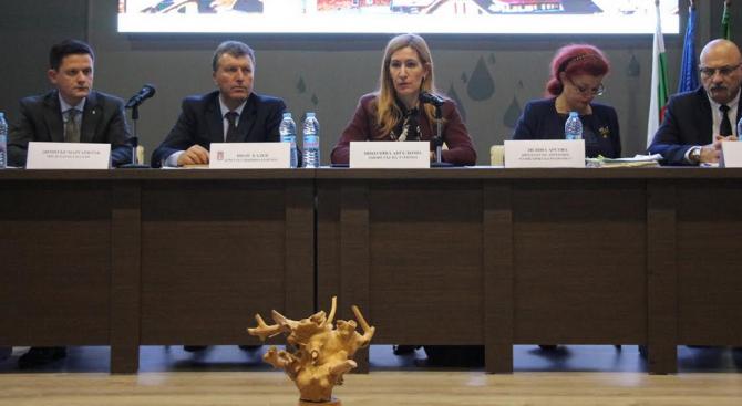 В първия работен ден на кмета на община Банско Иван