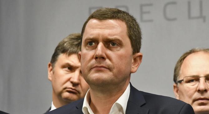 Новият кмет на Перник Станислав Владимиров ще върне предложението на