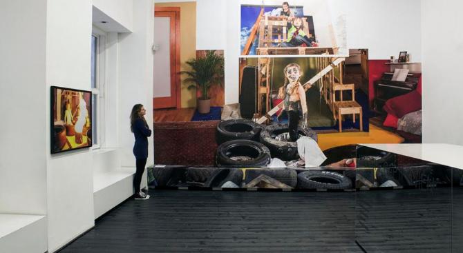 Даниела Костова с изложба в Ню Йорк