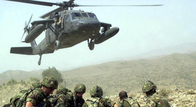 Започва съвместно учение на Българската армия и армейската авиация на САЩ в Европа