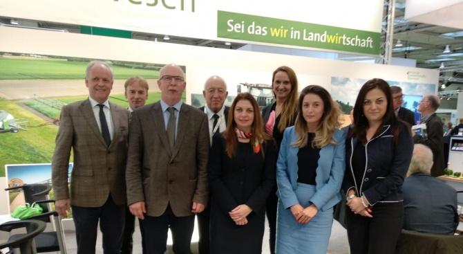 България и Германия ще си сътрудничат в намирането на зелени практики
