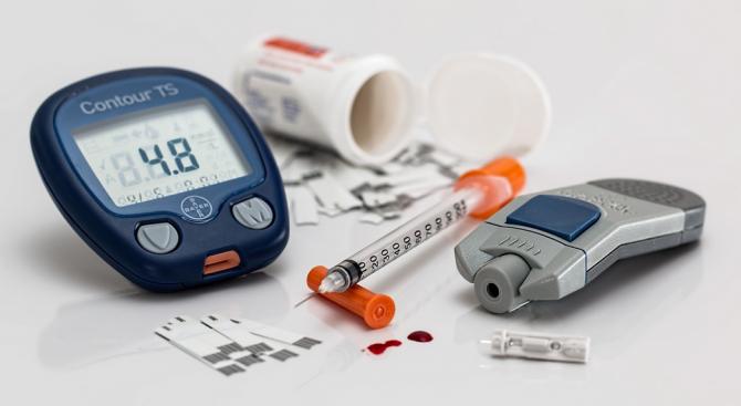 Световният ден за борба с диабета ще бъде отбелязан в