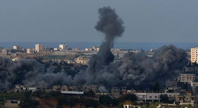 Шестима палестинци са убити при нов израелски обстрел на Ивицата Газа