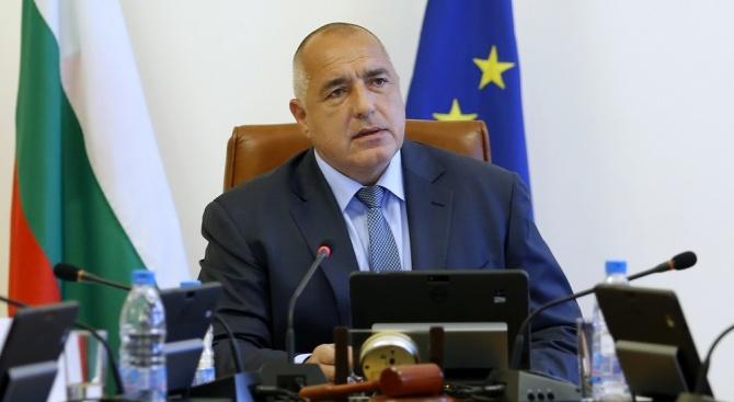 """Работа в пълен синхрон и в съкратени срокове по въпроса с язовир """"Студена"""", разпореди Борисов"""