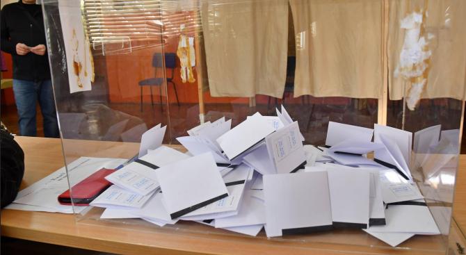 Ще има ли касиране на изборите в с. Бозвелийско заради симпатично мастило?