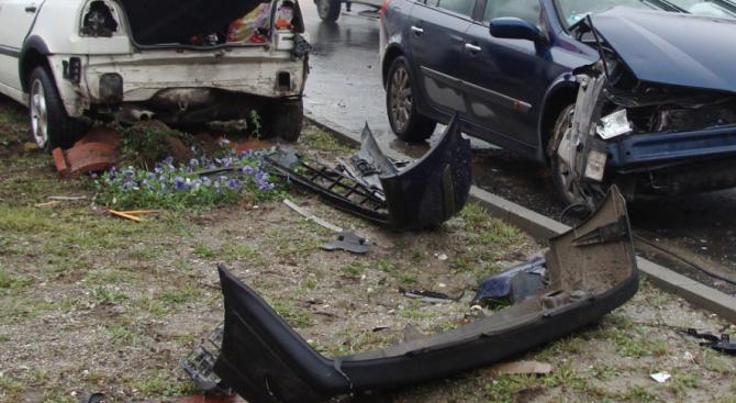 71-годишен мъж от с. Росен е пострадал при пътен инцидент