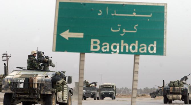 Четирима демонстранти загинаха при протести в иракската столица Багдад, след