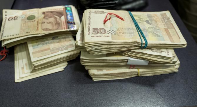 Откраднаха чанта с близо 140 000 лв. от кола в София