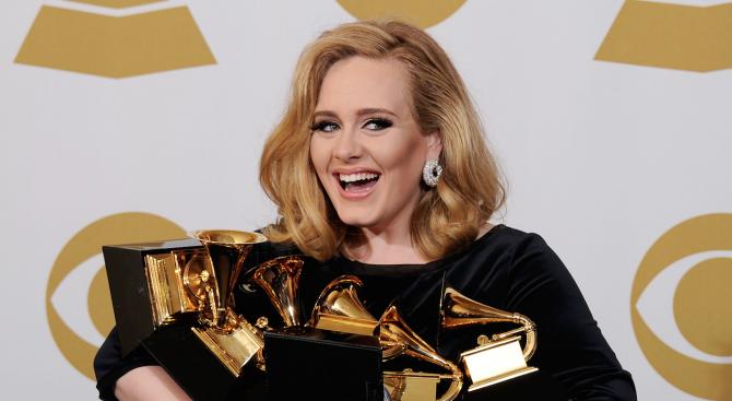Бразилски учени твърдят, че песните на Адел намаляват стреса и