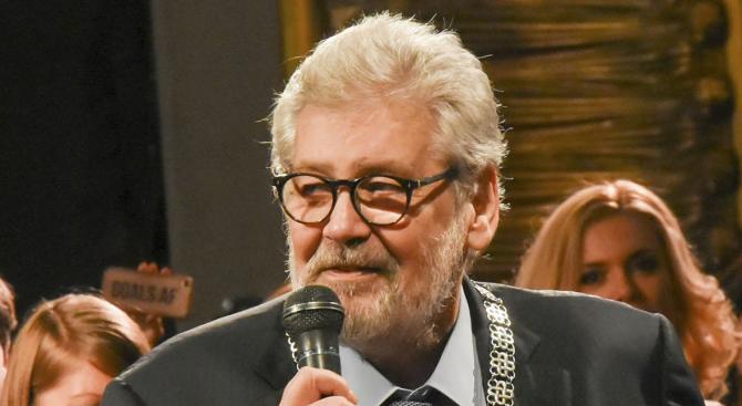 Легендата на българските кино и театър Стефан Данаилов е излязъл