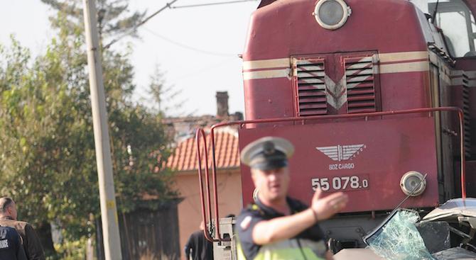 Кантонерът призна вина за катастрофата на жп прелез край Асеновград