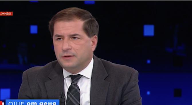 """Журналист: При Филчев прокурорите си пускаха мустаци, сега ще ходят """"нула номер"""""""