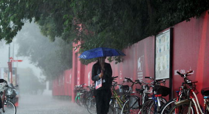 Опустошителни бури пометоха централните райони на Италия, съобщават медиите на