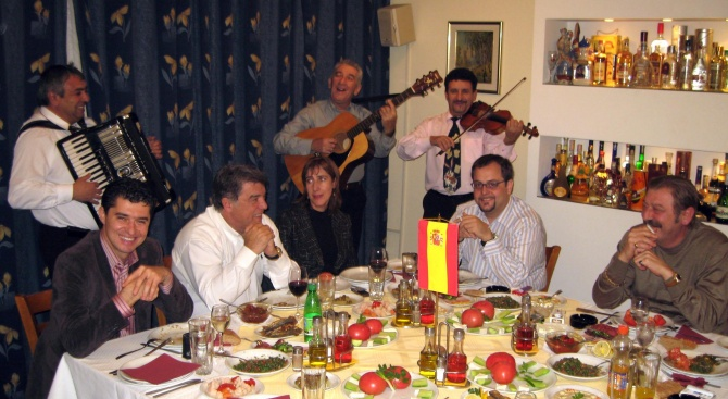 Над 100 родни кръчми хранят българите в чужбина